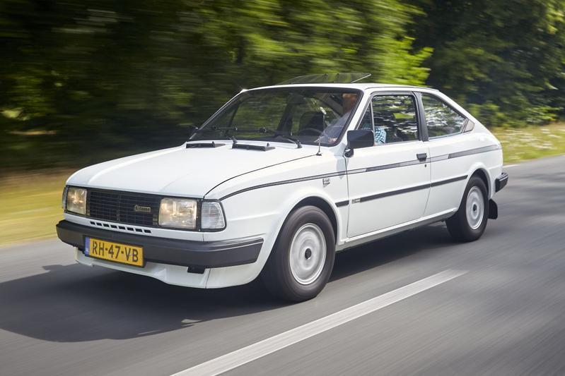 Skoda Rapid 130 (1987) - Klokje Rond Klassiek