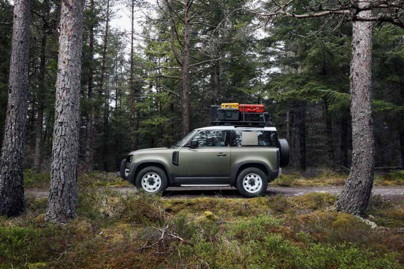 Land Rover Defender (2019) 6