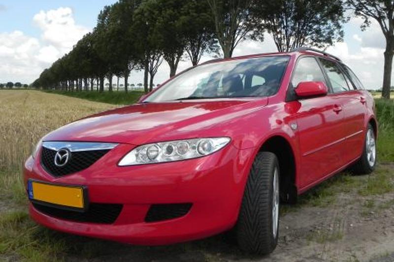 Mazda 6 SportBreak 1.8 Touring (2004)
