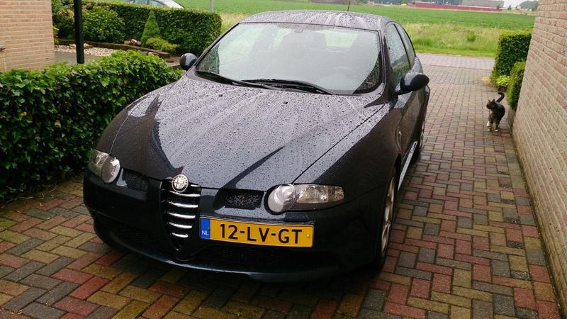 Alfa Romeo 147 3.2 V6 24V GTA (2003)