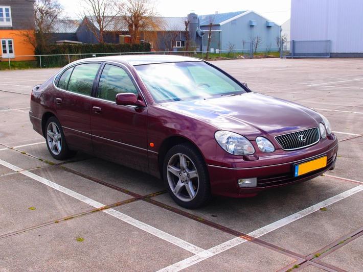 Lexus GS 430 Executive (2001) #6