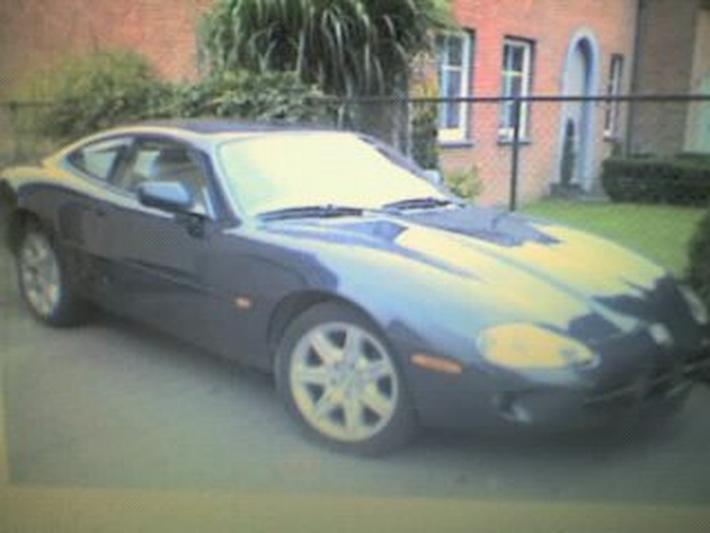 Jaguar XK8 (1997)