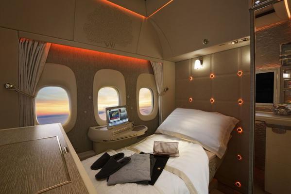 Mercedes-Benz S-klasse inspireert Emirates