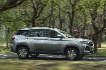 Nieuwe Chevrolet Captiva beter in beeld