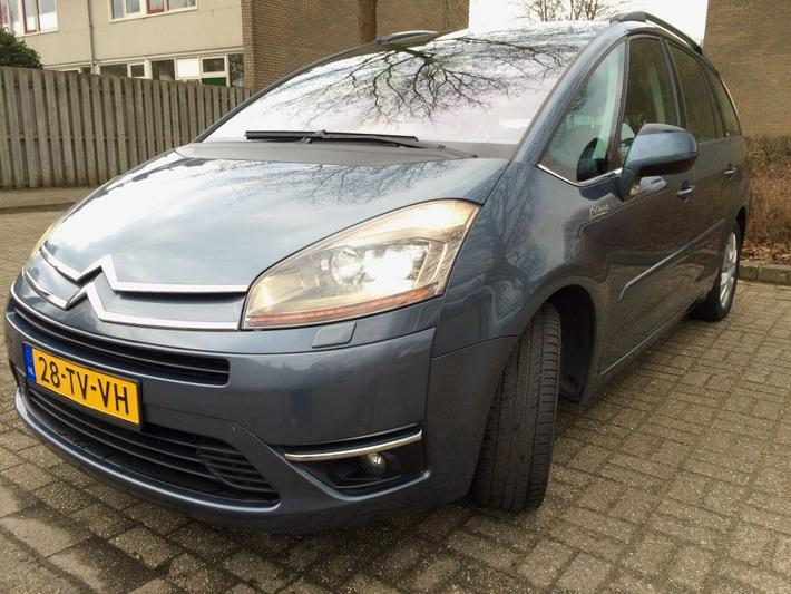 Citroën C4 Picasso 2.0 HDiF 138 Exclusive (2007)