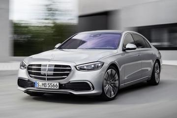 Prijzen nieuwe Mercedes-Benz S-klasse bekend