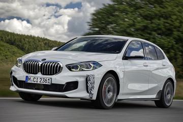 BMW 1-serie krijgt nieuwe subtopper