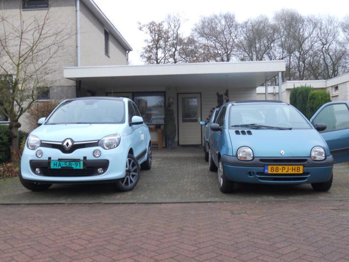 Renault Twingo SCe 70 Dynamique (2015)