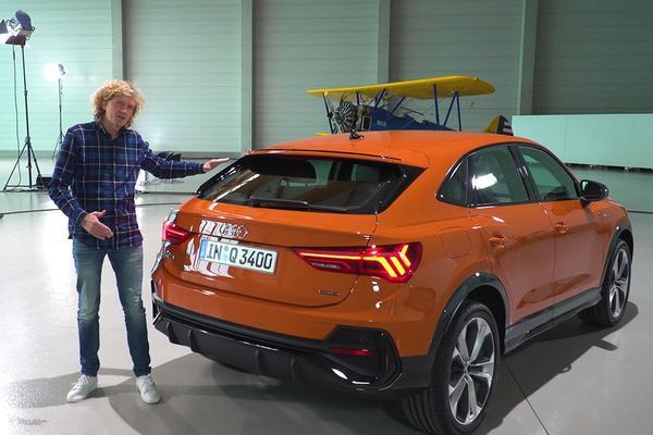 Audi Q3 Sportback - Eerste kennismaking