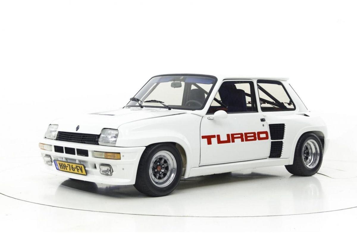 Renault 5 occies