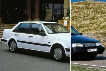 Facelift Friday: Volvo 440/460