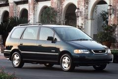 De Tweeling: Honda Odyssey/Shuttle - Isuzu Oasis