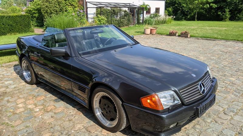 Mercedes-Benz SL (1992)