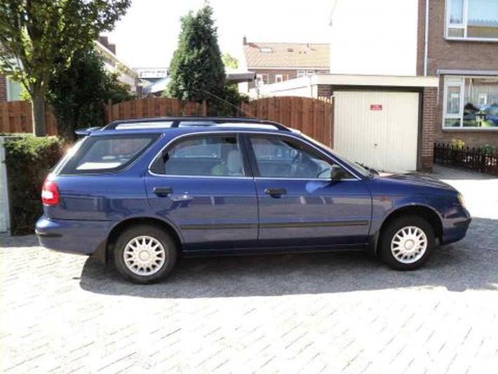 Suzuki Baleno Wagon 1.6 GLX (1998)