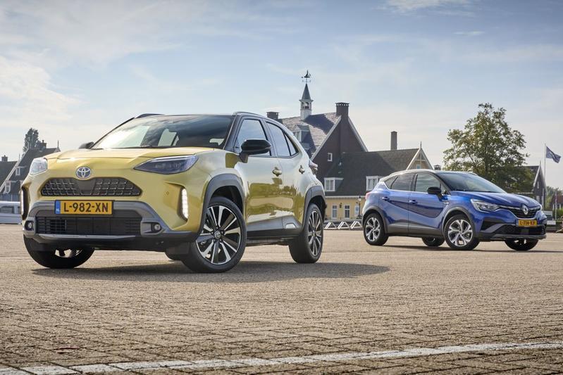 Toyota Yaris Cross vs. Renault Captur - Dubbeltest