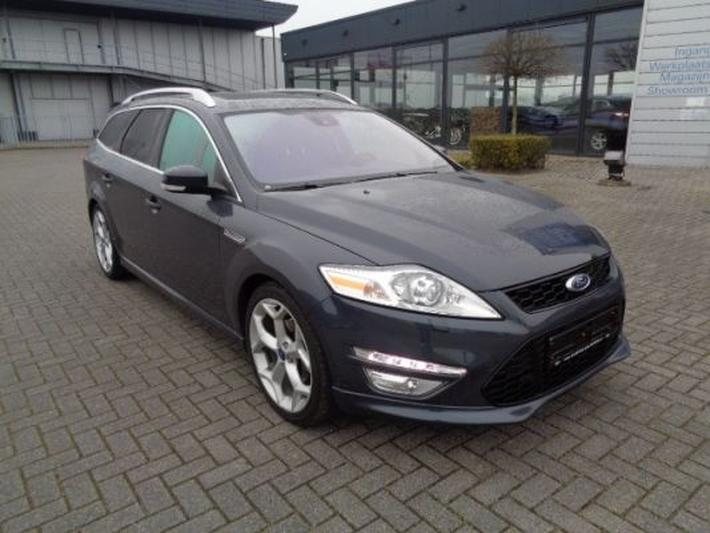 Ford Mondeo Wagon 2.0 EcoBoost 240pk S-Edition (2011)