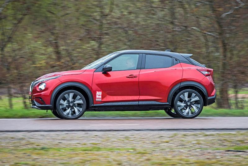 Nissan Juke - Afscheid duurtest