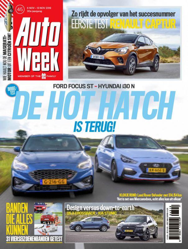 AutoWeek 45 2019