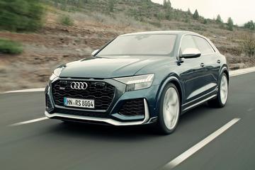 Audi RS Q8 - Rij-impressie