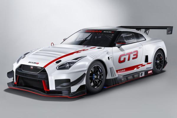 Nissan scherpt GT-R Nismo GT3 aan