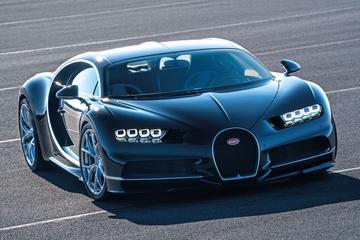 Bugatti stoomt Chiron klaar voor levering