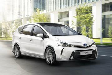 Schaduwspeler: Toyota Prius+