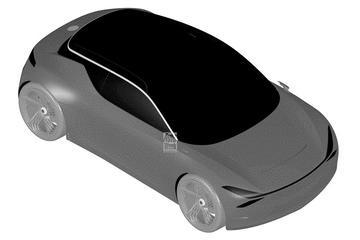 Gaat de elektrische Genesis Mint Concept in productie?