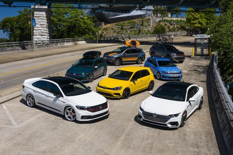 Volkswagen concepts SOWO