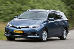 Toyota Toyota Auris Touring Sports 1.8 Hybrid Lease