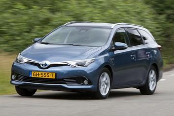 Facelift Friday: Toyota Auris