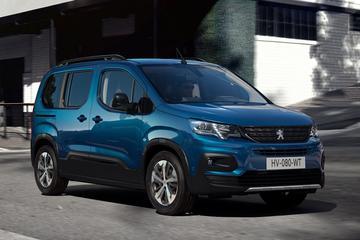 Elektrische Peugeot e-Rifter gepresenteerd