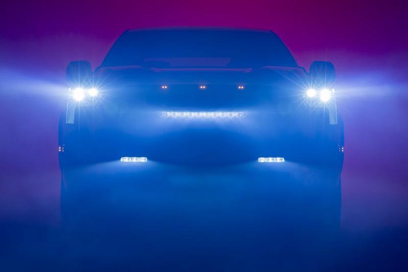 Toyota Tundra Teaser