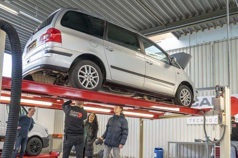 Volkswagen Sharan 2.8 V6 4Motion - 2006 – 472.882 km - Klokje Rond