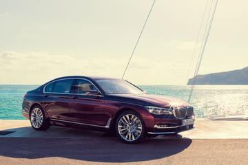 BMW presenteert M760Li Individual 'Nautor Swan'