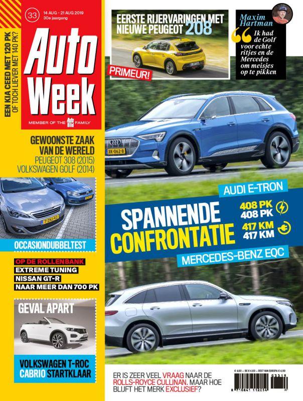 AutoWeek 33 2019