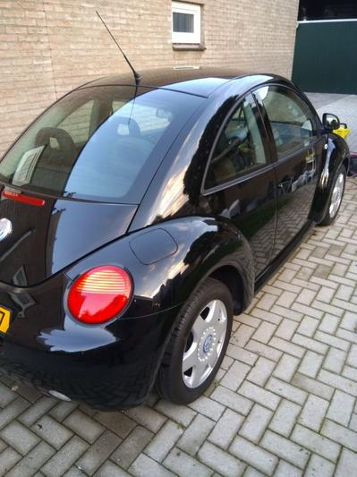 Volkswagen New Beetle 2.0 Highline (2000)