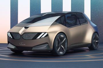 BMW i Vision Circular: focus op duurzaam