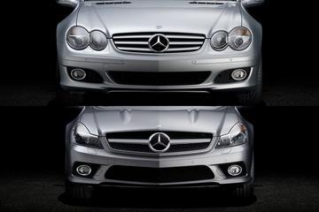 Facelift Friday: Mercedes-Benz SL-klasse (R230)