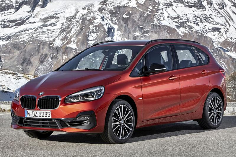 BMW 225xe iPerformance Active Tourer (2019)