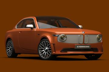 BMW 02 Reminiscence is heerlijke retro-concept