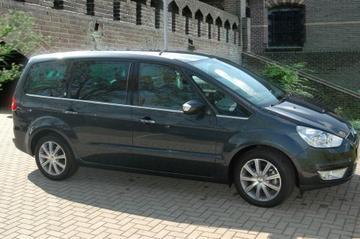 Ford Galaxy 2.0 TDCi 140pk Ghia (2007)