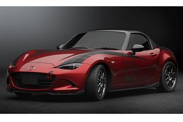 Mazda met MX-5 Drop-Head Coupé Concept naar Tokio