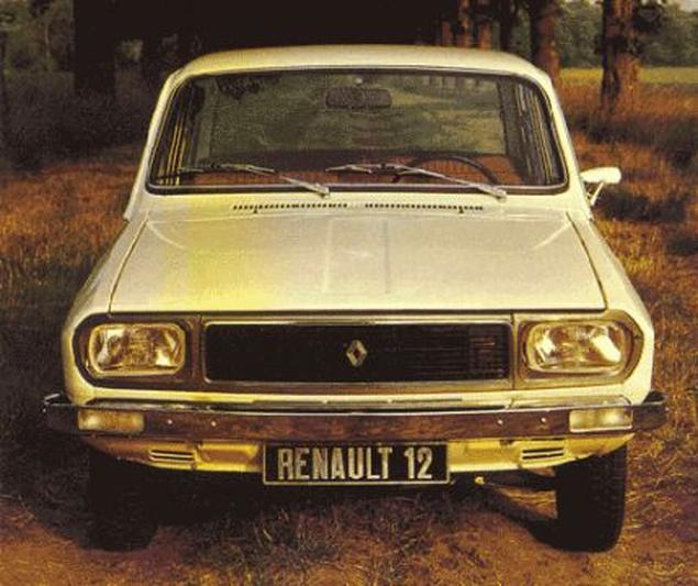 Renault 12: Renault 12 TL (1975) Review
