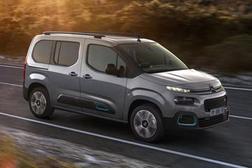 Prijzen Citroën ë-Berlingo bekend