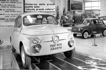 Fiat Abarth 595 Berlina (1963)