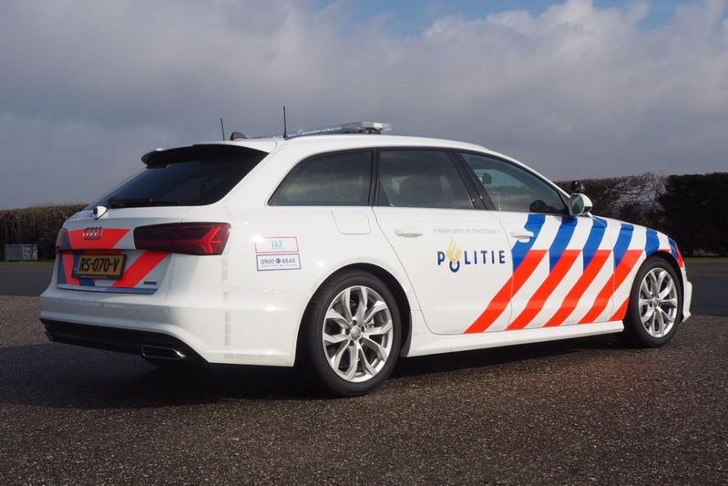 Politie Audi A6 2018
