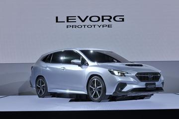 Subaru toont nieuwe Levorg
