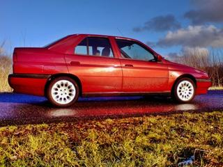 Alfa Romeo 155 1.8 Twin Spark 16V S (1997)