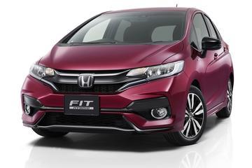 Honda Jazz gefacelift