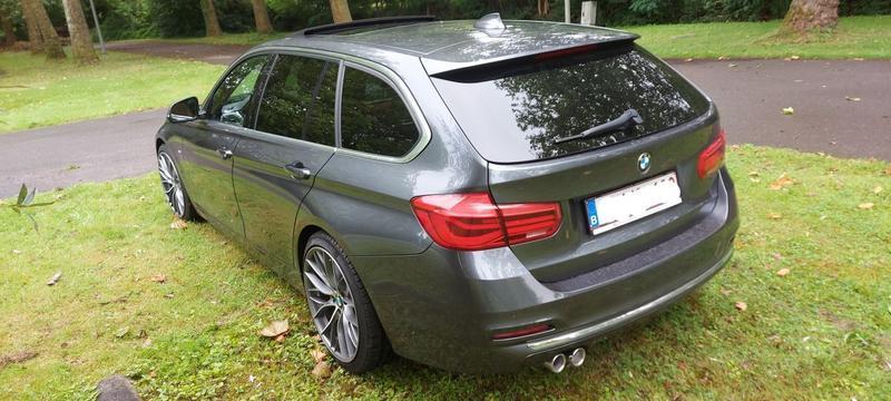 BMW 320d EffiecientDynamics Touring (2017)